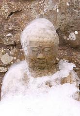 Ice Buddha